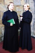 Clerical Outfitting - Cassocks, Albs, Surplices, Cloaks, etc